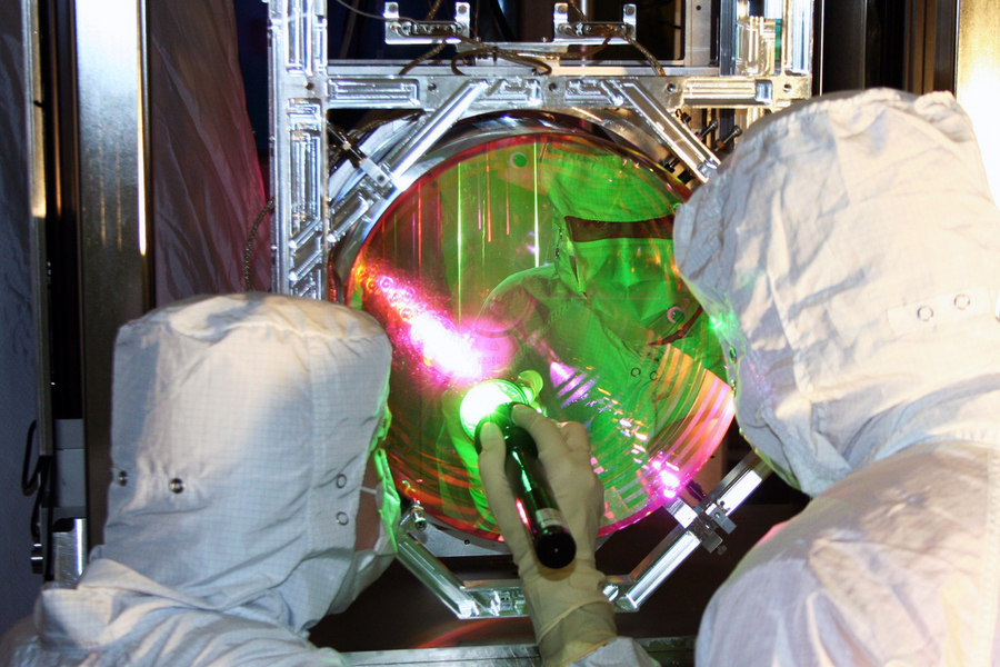PhysicsWorld: LIGO mirrors have been cooled to near their quantum ground state